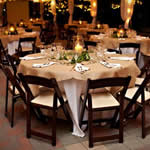 wedding-table-dark-wood-chairs